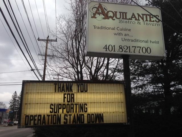 Aquilantes Bistro & Tavern Fundraiser