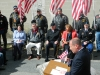 Public Officials at St. Germain Home Dedication