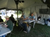 OSDRI Housing and Employment Tent at SD Weekend